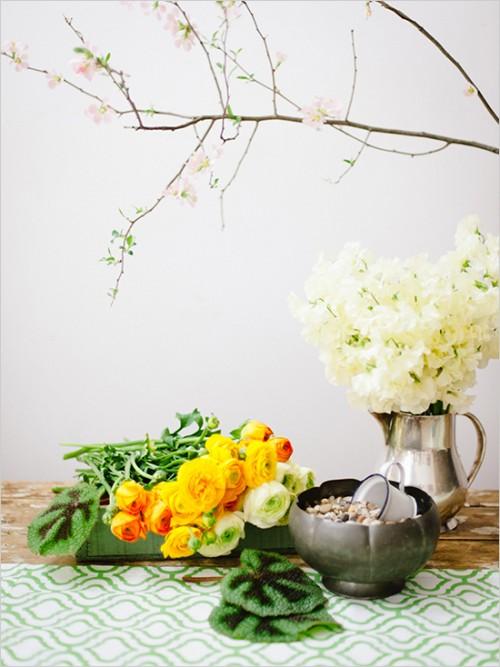 Easy Diy Floral Weding Centerpiece