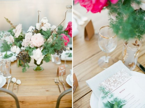 Eclectic And Intimate Boho Wedding Inspiration