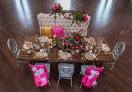 Eclectic Rustic Glam Wedding Inspiration