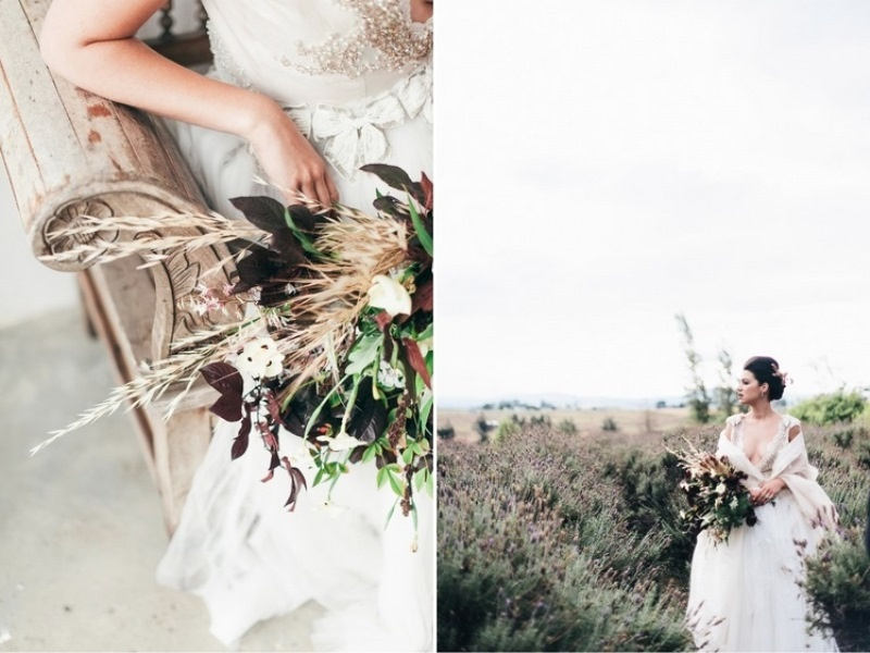 Picture Of eclectic tuscany meets africa wedding inspirational shoot  10