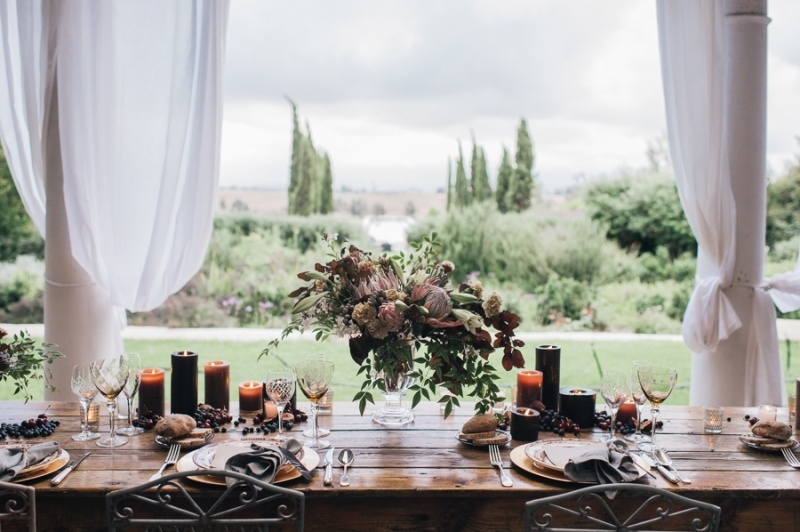 Picture Of eclectic tuscany meets africa wedding inspirational shoot  2