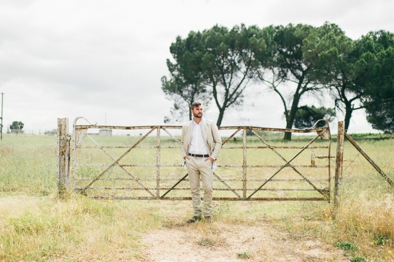 Picture Of eclectic tuscany meets africa wedding inspirational shoot  4