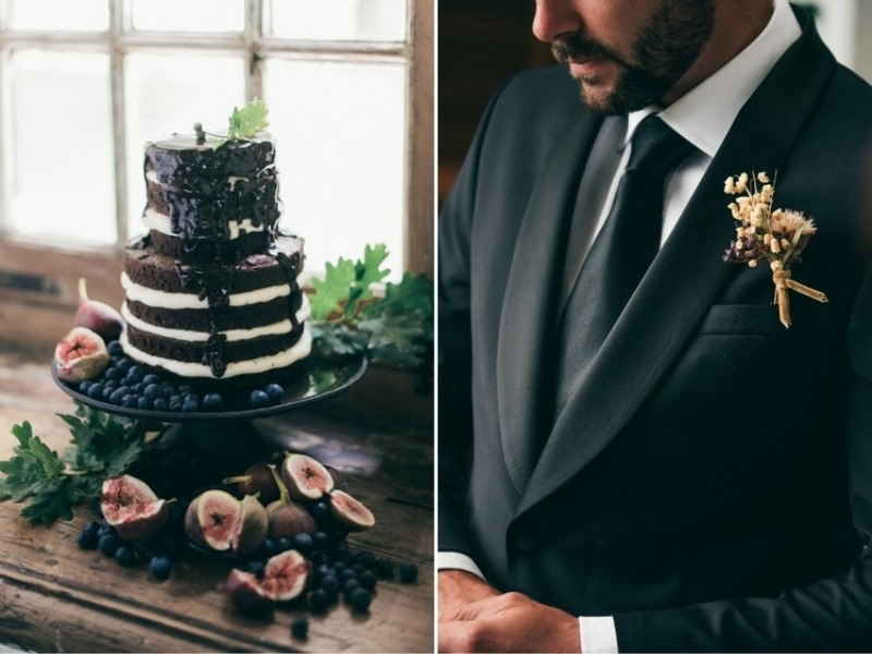 Picture Of eclectic tuscany meets africa wedding inspirational shoot  8