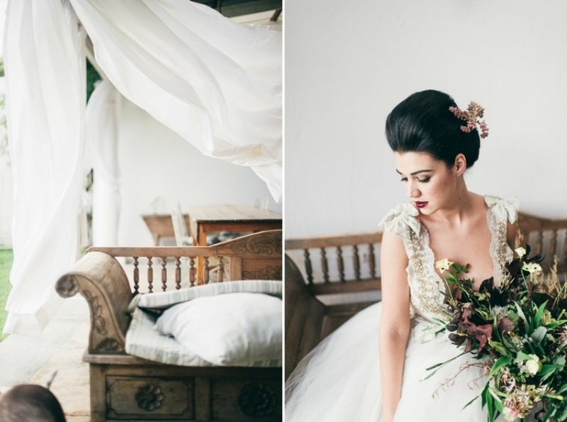 Picture Of eclectic tuscany meets africa wedding inspirational shoot  9