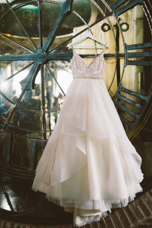 Picture Of eclectic wedding inspiration with industrial and art deco feel  4