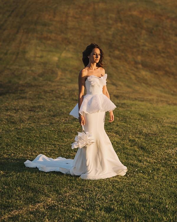 Elegant And Glam Disco Wedding Inspiration