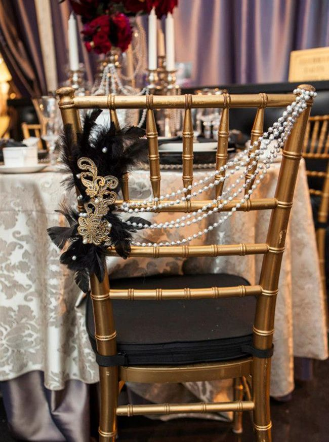 Awesome Black And Gold Wedding Decorations Images - Styles & Ideas ...