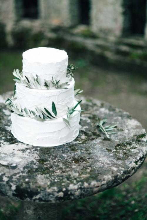 Elegant Fall Tuscany Themed Wedding Inspiration
