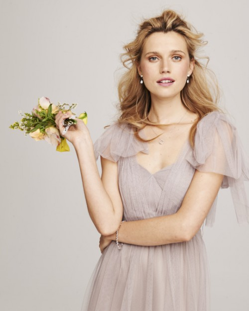 Elegant Mismatched Bridesmaids Dresses From Nordstrom
