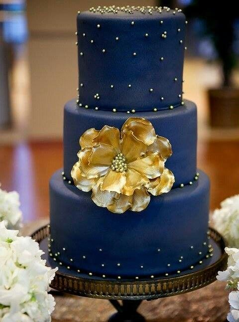 navy and lime green wedding cakes 34 navy and gold wedding ideas weddingomania 17742