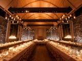 Elegant Rustic Candlelit Wedding