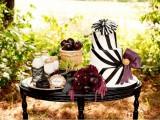 Elegant Tim Burton Styled Wedding Inspiration