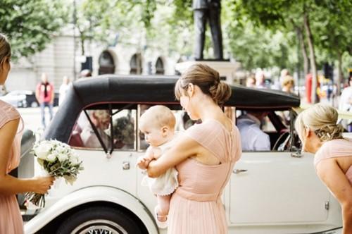 Elegant Vintage Wedding At Londons Royal Opera House