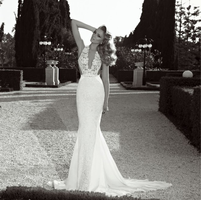 Picture Of Elegant Wedding Dresses Collection With Lace