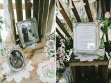 Elegant Wedding With Hints Of Navy And Polka Dots
