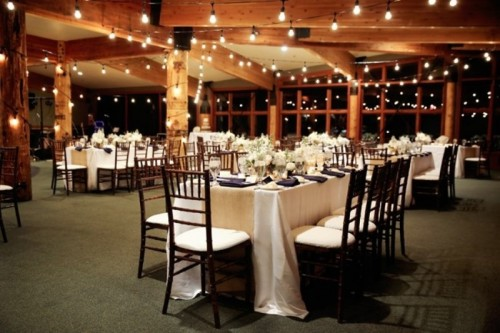 Elegant Winter Mountain Wedding At Canyons Resort