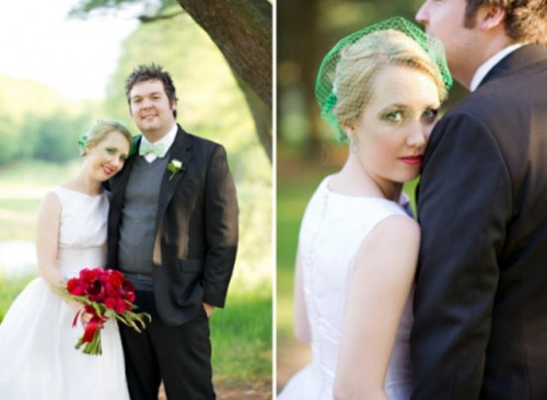 Elegant Wizard Of Oz Inspired Wedding