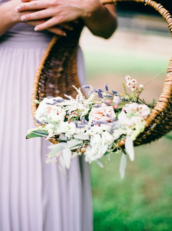Picture Of enchanting bohemian equestrian styled shoot  8