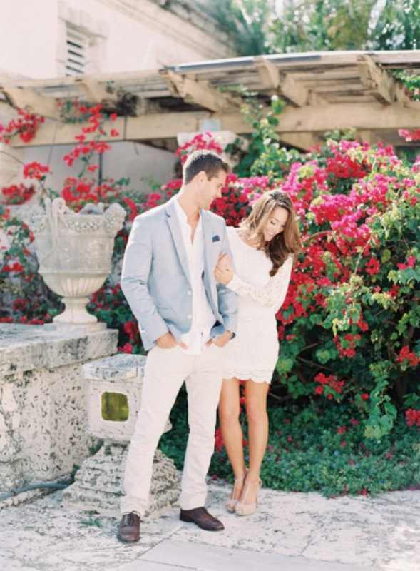 Enchanting Sailboat Engagement Session In Miami