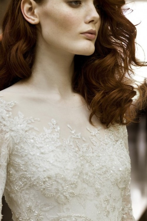 'Ethereal' 2013-2014 Bridal Gowns Collection By Mira Zwillinger