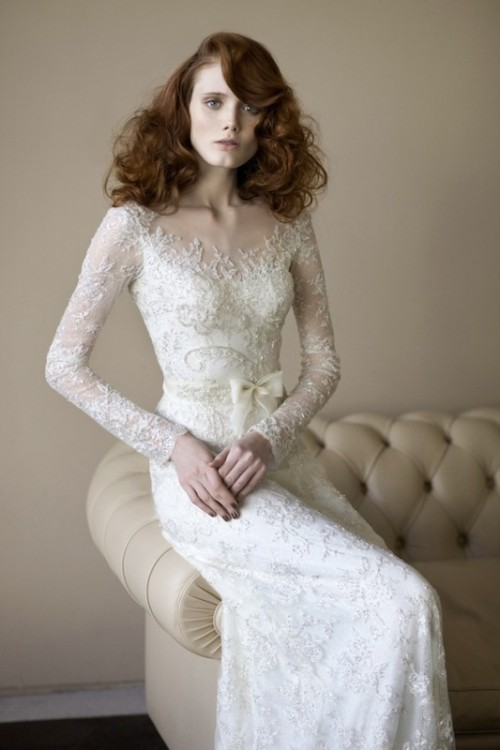 Ethereal\' 2013-2014 Bridal Gowns Collection By Mira Zwillinger ...