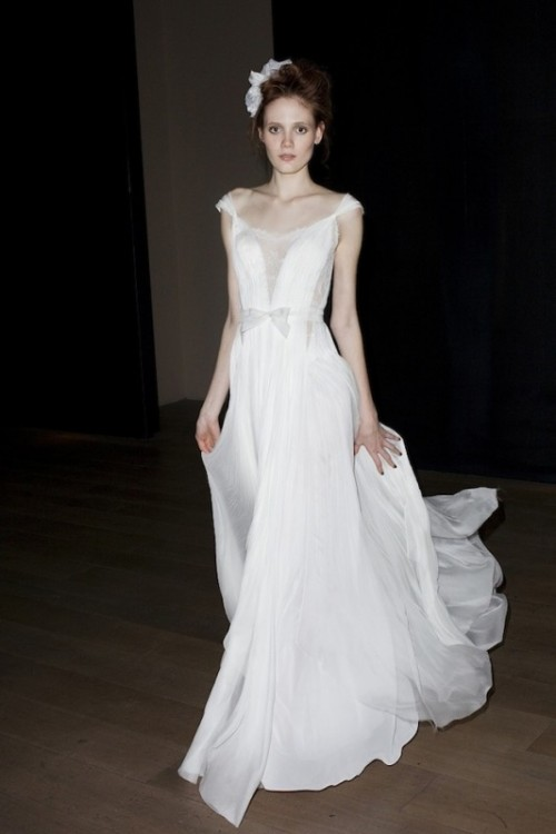 Ethereal 2013 2014 Bridal Gowns Collection By Mira