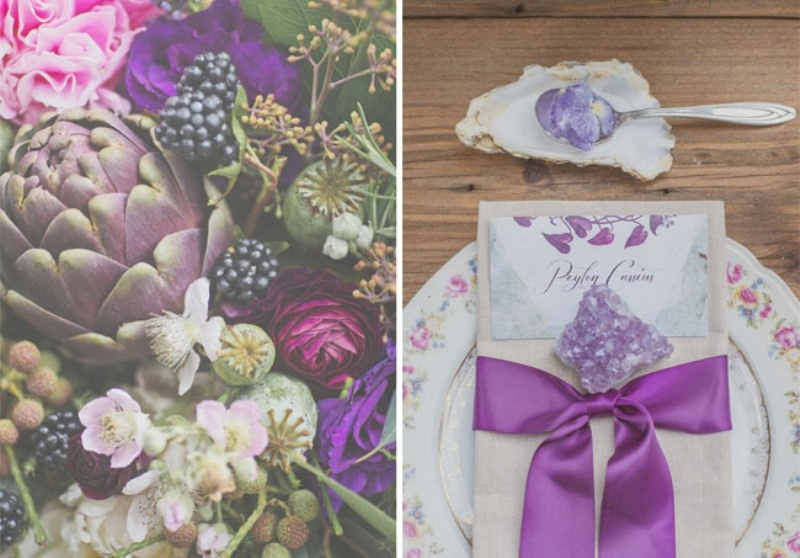 Ethereal And Enchanting Medieval Wedding Inspiration