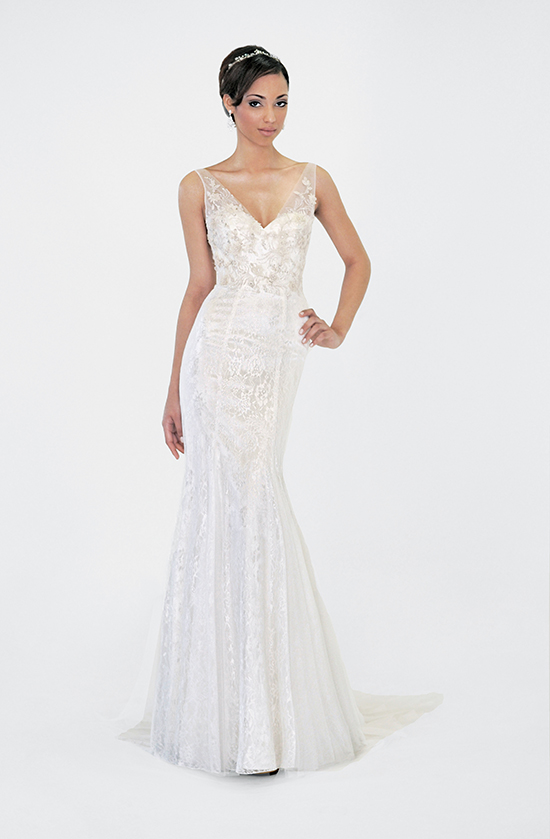 Picture of eugenia couture spring summer 2016 wedding for Wedding dresses spring tx