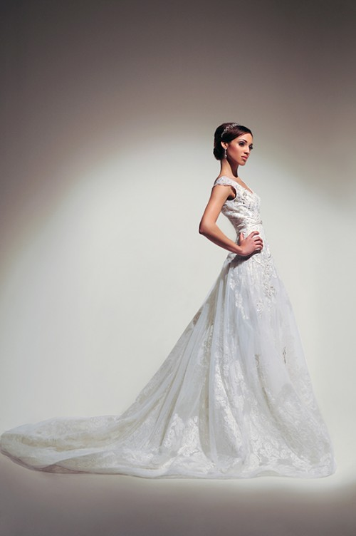 Eugenia Couture Spring/ Summer 2016 Wedding Dresses