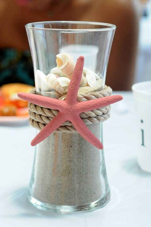 Picture Of Exciting Beach Bridal Shower Ideas