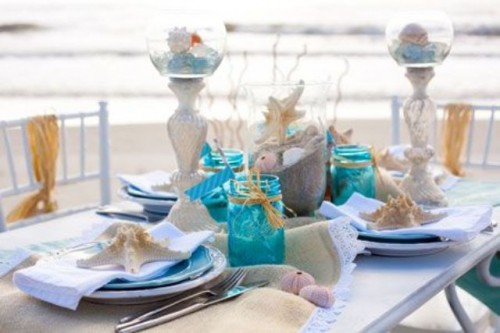 Exciting Beach Bridal Shower Ideas