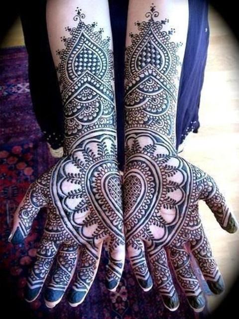 Exotic Indian Wedding Inspiration