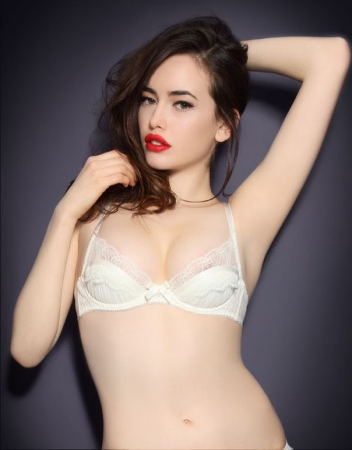 Exquisite Bridal Lingerie Collection By Agent Provocateur