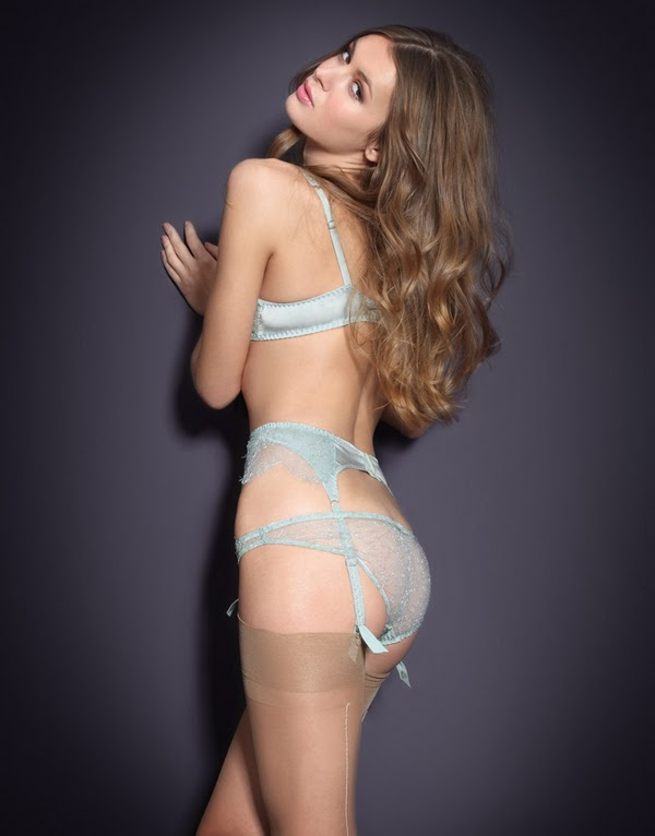 Picture Of Exquisite Bridal Lingerie Collection By Agent Provocateur