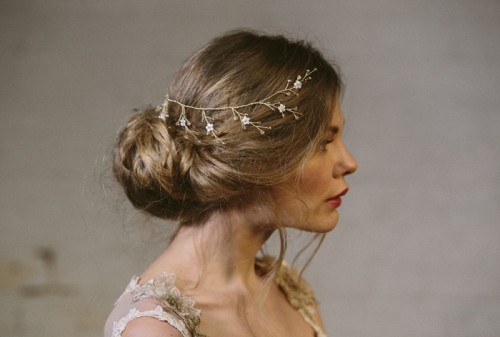 Exquisite Debbie Carlisle 2015 Bridal Accessories Collection