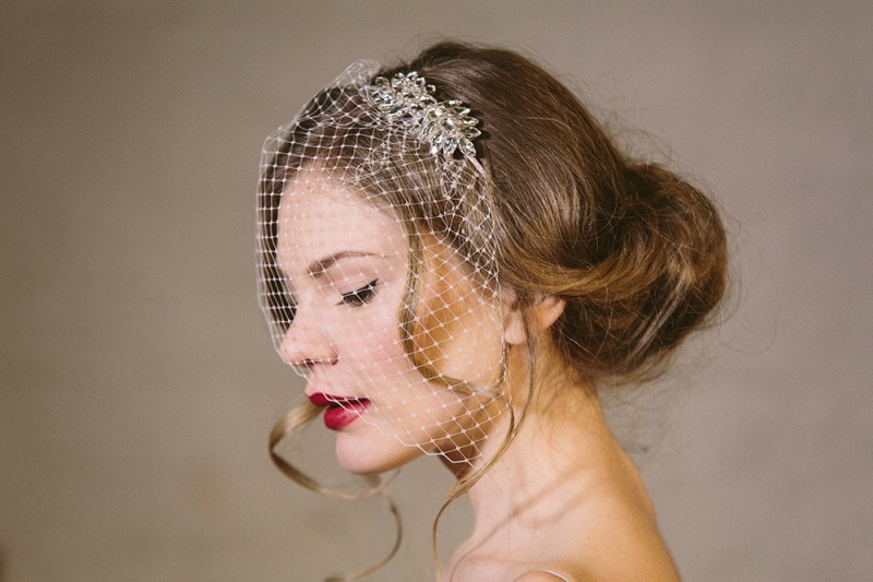 Picture Of exquisite debbie carlisle 2015 bridal accessories collection  3