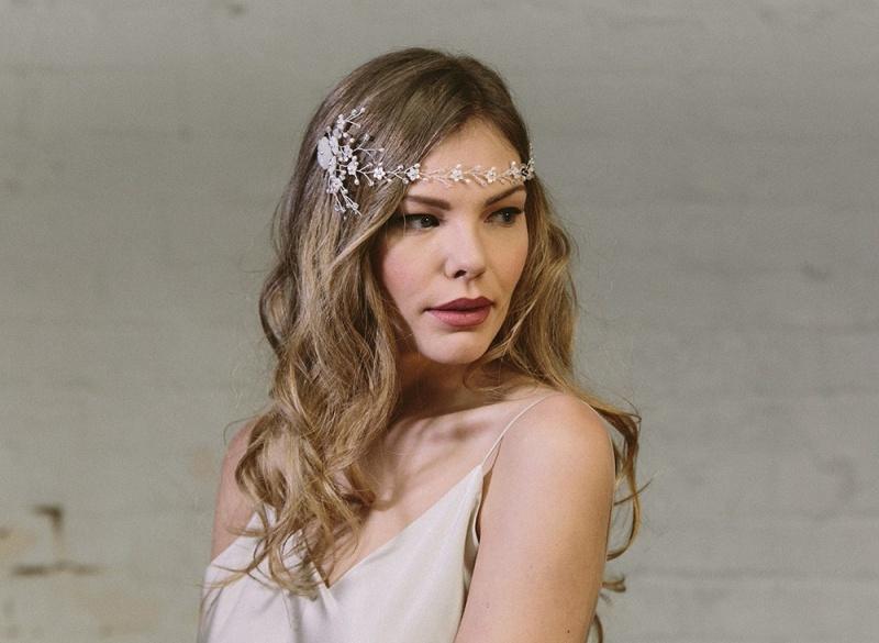 Picture Of exquisite debbie carlisle 2015 bridal accessories collection  4