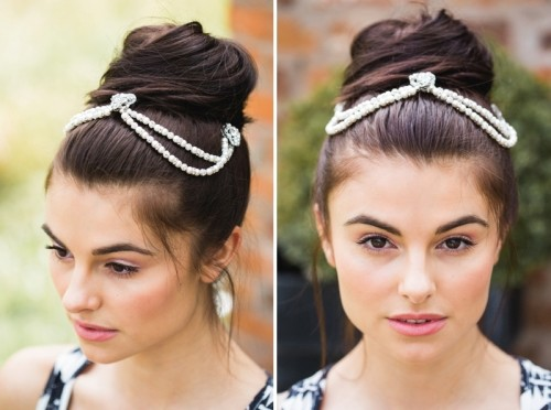 Exquisite Diy Blush Pink Makeup And Balerina Bun