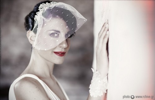 Exquisite Nymphi Bridal Accessory Collection