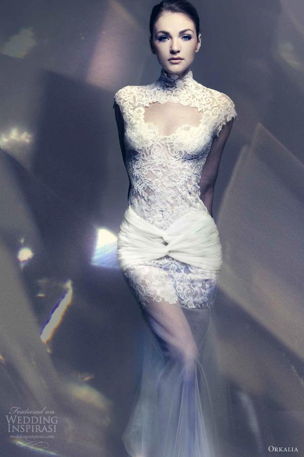 Exquisite Orkalia 2013 Couture Wedding Dresses - Weddingomania