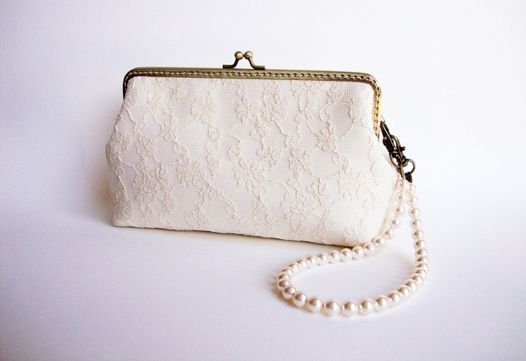Exquisite Vintage Bridal Purses