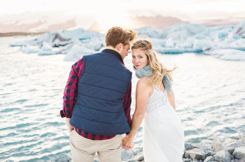 Picture Of extraordinary and stunning anniversary session in iceland  23
