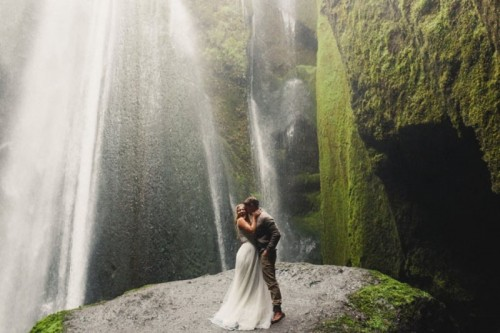 Extraordinary And Stunning Anniversary Session In Iceland