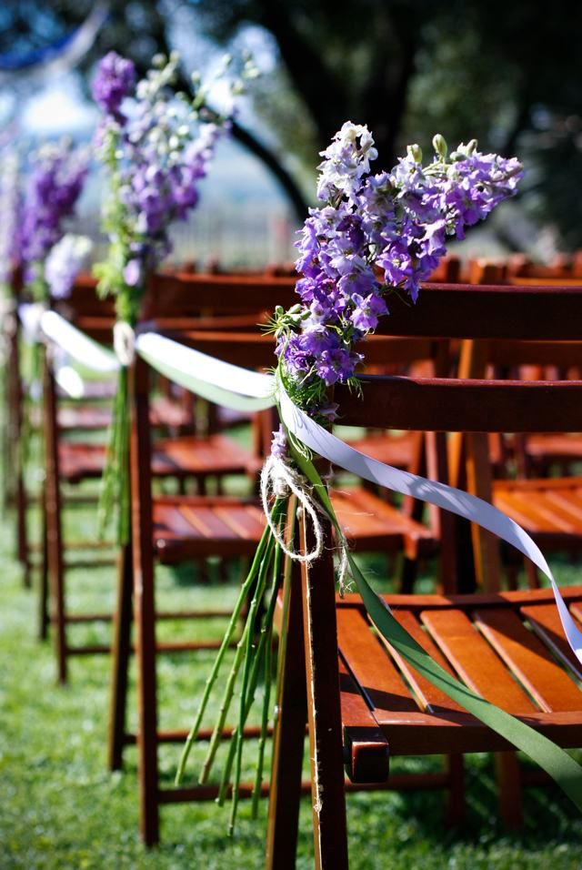 Picture Of fabulous spring wedding aisle decor ideas  9