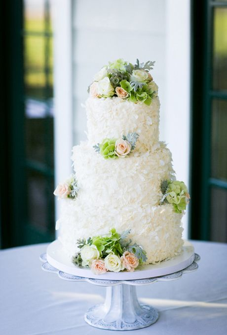 35 Fabulous Spring Wedding Cakes That You Ll Love