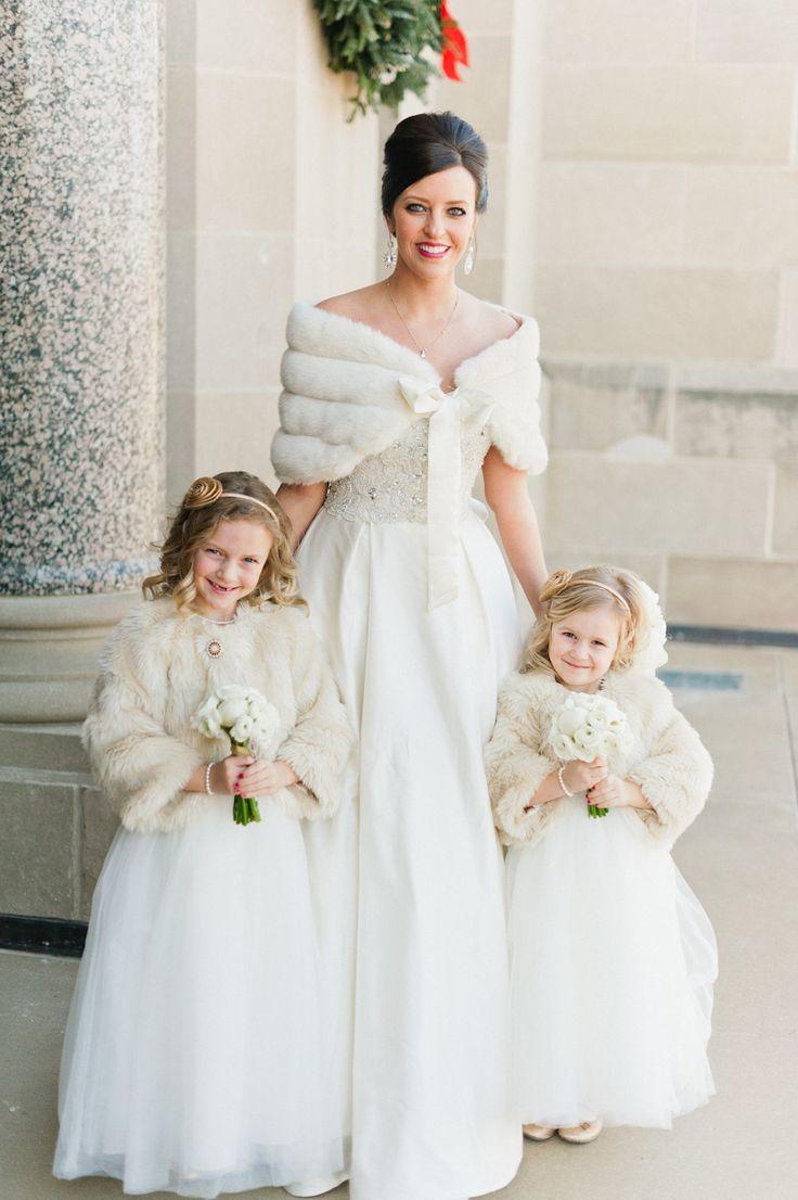 2d109bc0caf White Winter Flower Girl Dresses - raveitsafe