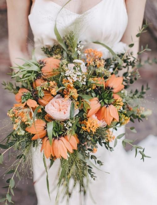 Fall Rustic And Retro Inspired Italian Wedding Shoot