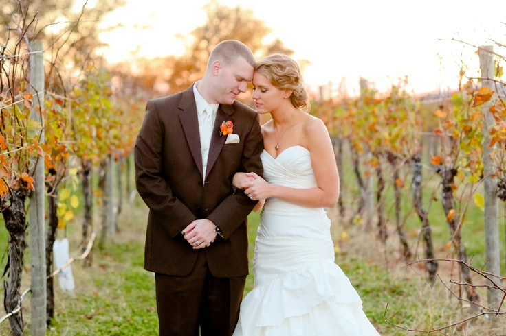 Fall Vineyard Wedidng Ideas To Get Inspired