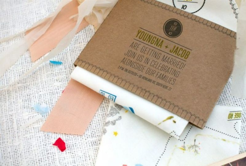Fantastic Interactive Wedding Invitations And Save The Dates