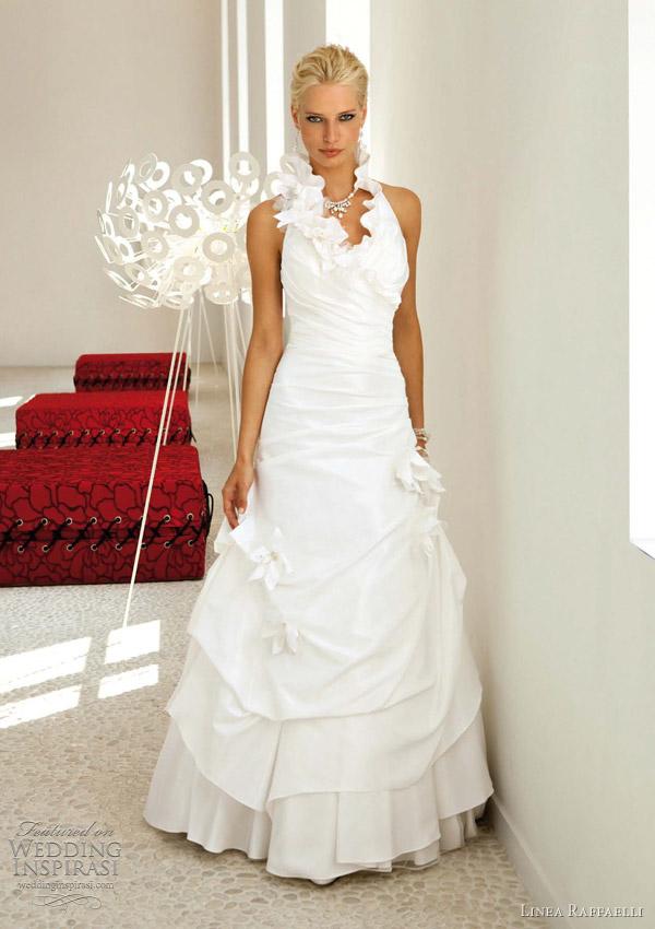 Picture Of Fashionable Linea Raffaelli Wedding Dresses